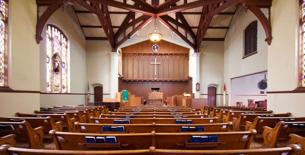 First Presbyterian Church SL